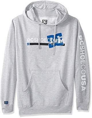DC Men's Ken Block Founders Series Pullover Sweatshirt Hoodie