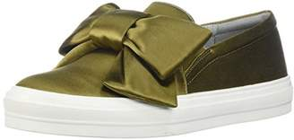 Nine West Women's Onosha Satin Sneaker