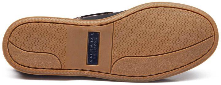 Charles Tyrwhitt Navy Lavenham boat shoes
