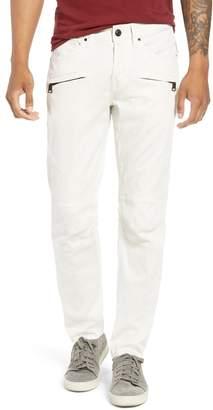 Hudson Jeans Blinder Biker Skinny Fit Corduroy Pants
