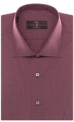 Robert Talbott Tailored Fit Check Dress Shirt