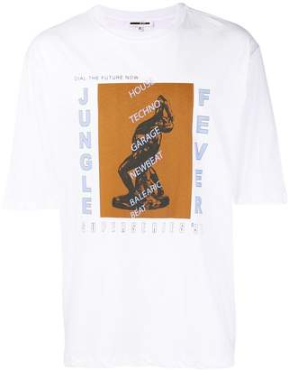 McQ Jungle Fever T-shirt