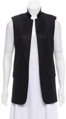 Alexander Wang Wool Open-Front Vest w/ Tags