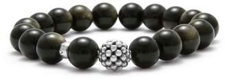 Lagos Bead Stretch Bracelet