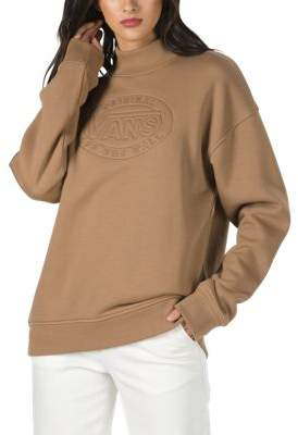 Junction High Neck Sweatshirt