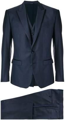 Dolce & Gabbana three-piece formal suit