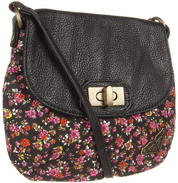 Roxy Sweetness (Black) - Bags and Luggage