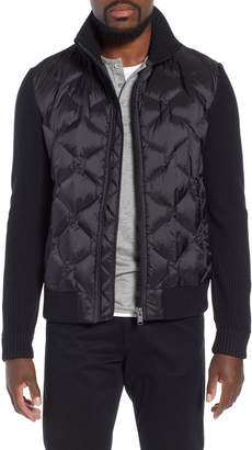 BOSS Danvey Regular Fit Quilted Down Jacket