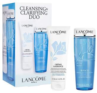 Lancome Bi-Facil and Creme Radiance Cleansing and Clarifying Duo