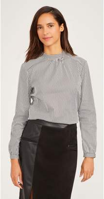 J.Mclaughlin Elodie Blouse in Stripe