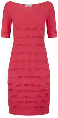 D-Exterior D.exterior Stretch Knit Dress