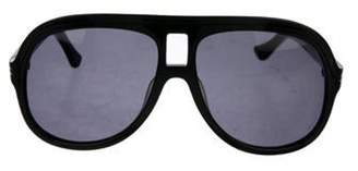 Missoni Tinted Oversize Sunglasses Black Tinted Oversize Sunglasses