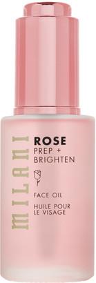 Milani Online Only Prep+Brighten Rose Face Oil