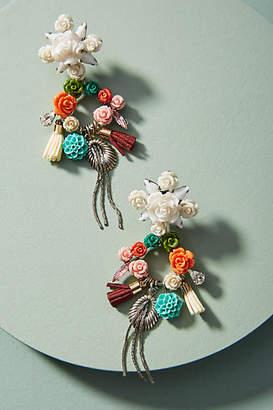 Dannijo Garden Charms Drop Earrings