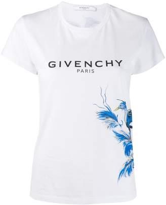 Givenchy Art print T-shirt