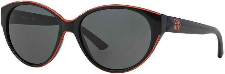 DKNYDKNY DY4120 57mm Cat-Eye Sunglasses