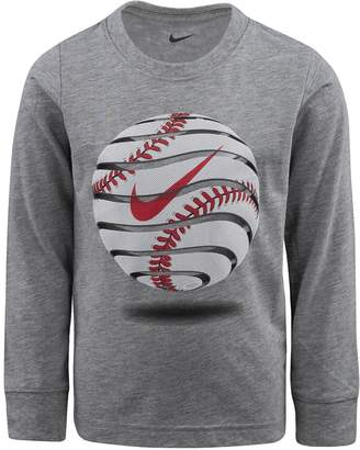 Nike Boys 4-7 Baseball Graphic Tee