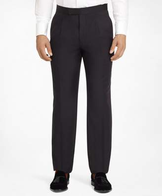 Brooks Brothers Ready-Made Regent Fit Pleat-Front Tuxedo Trousers