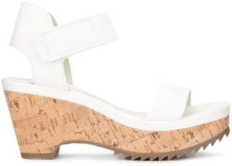 Pedro Garcia platform wedge sandals