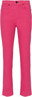 Rag & Bone Ankle Cigarette Pink Jeans