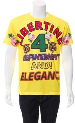 Libertine 2017 Graphic Print T-Shirt