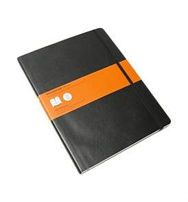 Moleskine Classic Softcover Ruled Notebook Extra Large