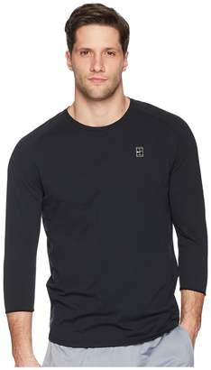 Nike Court Dry Challenger Top 3QT Men's T Shirt