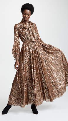 Giambattista Valli Pleated Dress