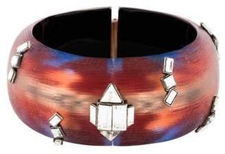 Alexis Bittar O'Keeffe Navajo Hinged Bracelet