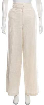 By Malene Birger Wide Leg High Rise Pants w/ Tags