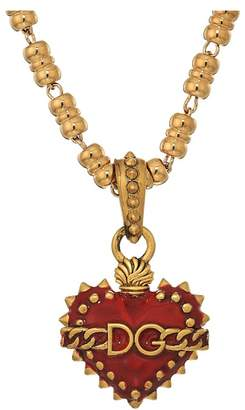 Dolce & Gabbana Sacred Heart Necklace