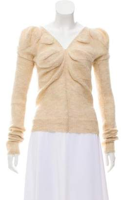 Plein Sud Jeans Long Sleeve Knit Sweater