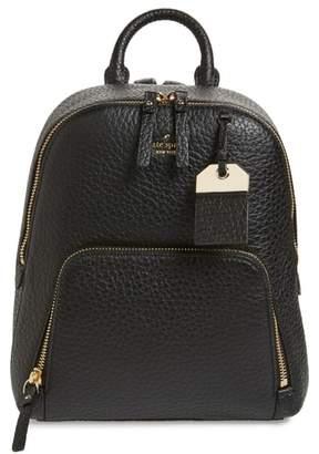 Kate Spade Carter Street - Caden Leather Backpack