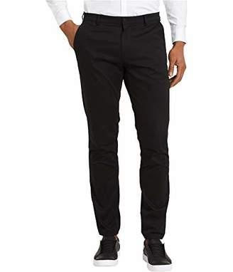 Calvin Klein Men's Slim Fit Zip Hem Stretch Twill Pant