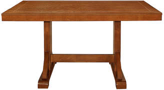 Asstd National Brand Millwright Wood Dining Table