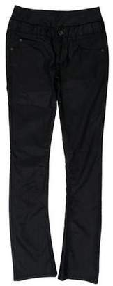 Theyskens' Theory Mid-Rise Pozer Jeans w/ Tags