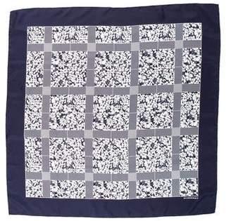 Burberry Silk Printed Scarf