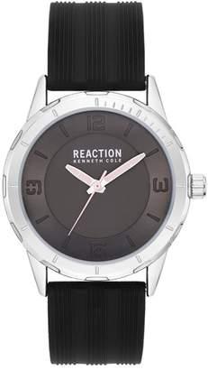 Kenneth Cole Reaction Women's Rubber Strap Watch, 38mm