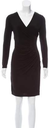Calvin Klein Long Sleeve Mini Dress
