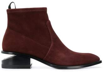 Alexander Wang Kori stretch ankle booties