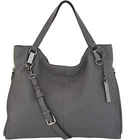 Nobrand NO BRAND Vince Camuto Lamb Leather Tote Handbag - Eliza