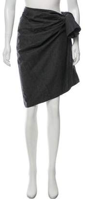 Ter Et Bantine Wool Knee-Length Skirt