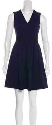 Rebecca Taylor Sleeveless Pleated Dress