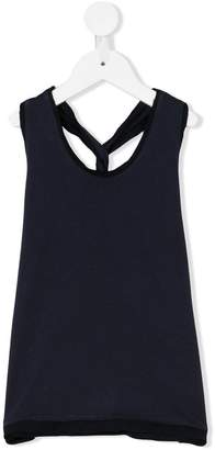 Stella McCartney racer-back tank top