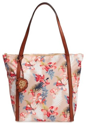 Tommy Bahama Siesta Key Waterproof Beach Tote - Black $98 thestylecure.com