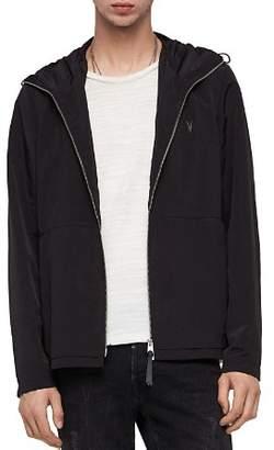 AllSaints Darley Hooded Zip Jacket