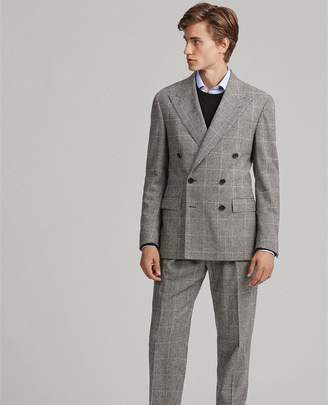Ralph Lauren Polo Glen Plaid Twill Suit