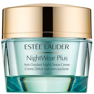 Estee Lauder Nightwear Plus Antioxidant Night Detox Cream $56 thestylecure.com
