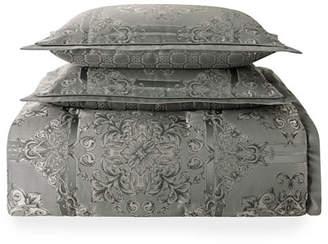 Waterford Dimitrios Reversible 4-Piece California King Comforter Set