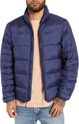 Herschel Water Resistant Featherless Puffer Jacket